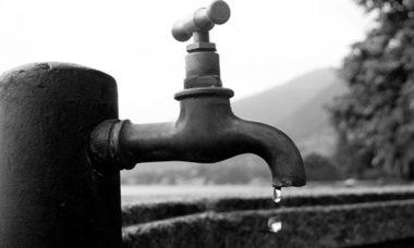 Come risparmiare acqua in camper